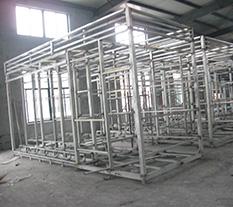 钢结构岗亭制作