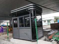 上海钢结构岗亭厂家