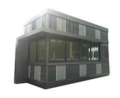 钢结构岗亭-004