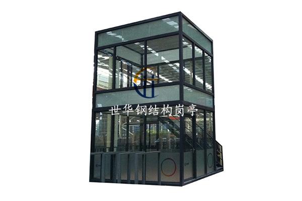 钢结构岗亭-005