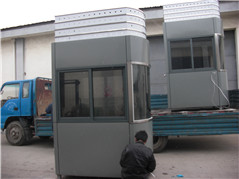 铝塑板岗亭-003