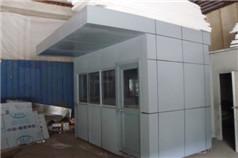 铝塑板岗亭-009