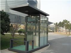 钢结构岗亭-015