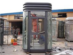 钢结构岗亭-022