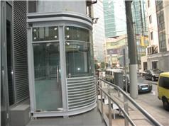 钢结构岗亭-030
